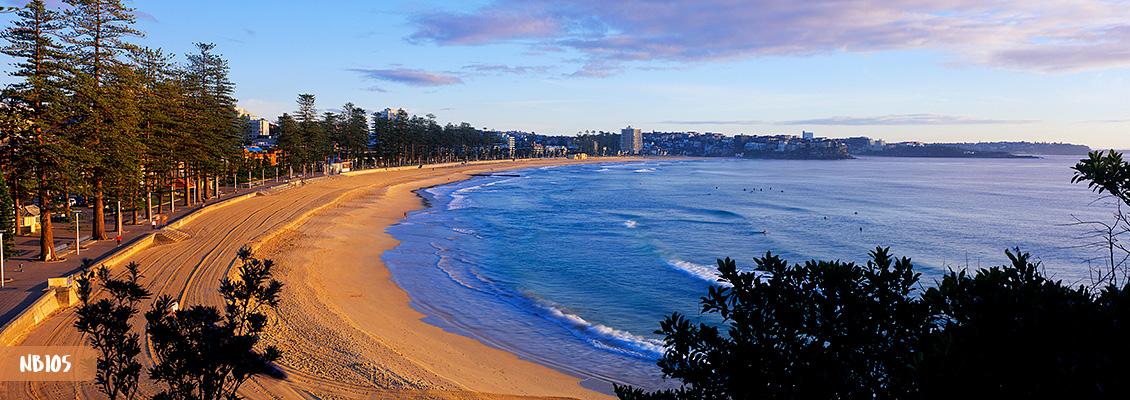 Manly Beach Photos Sunrise Sunset Landscape Images Sydney