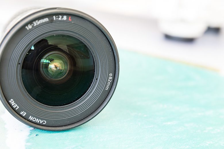 Camera Lens Diameter