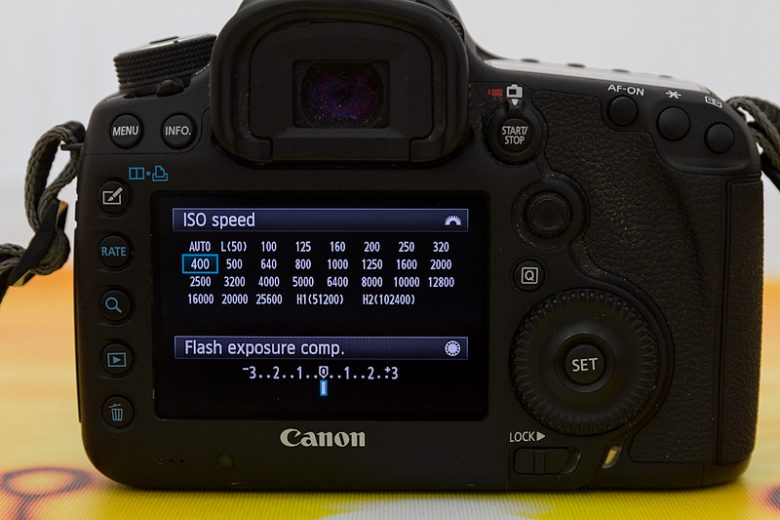 Digital Camera ISO How to Use it