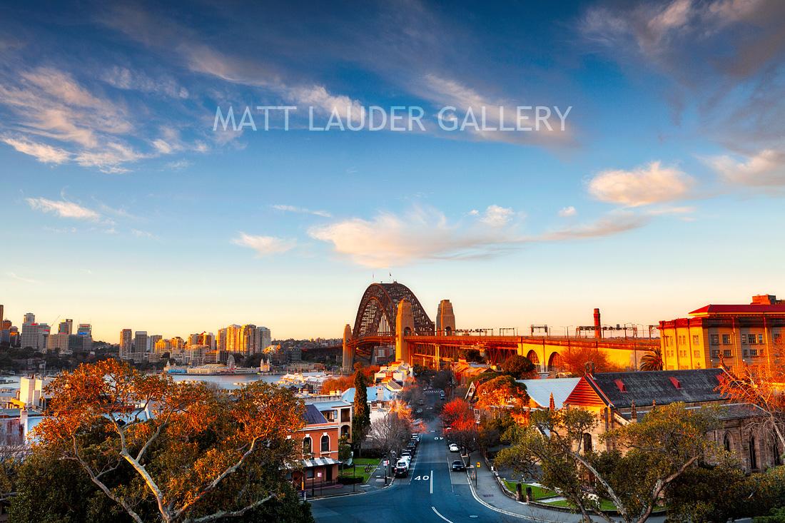Sydney Harbour Bridge Prints