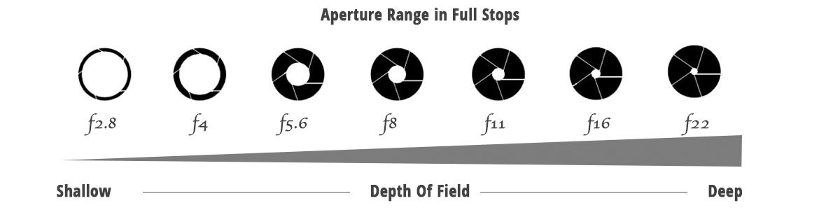 Aperture Reference Scale
