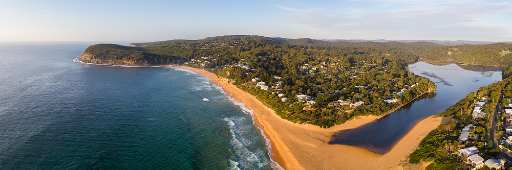 Macmasters Beach Aerial Photo