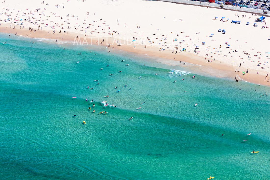 Bondi Beach Summer Aerial Photos