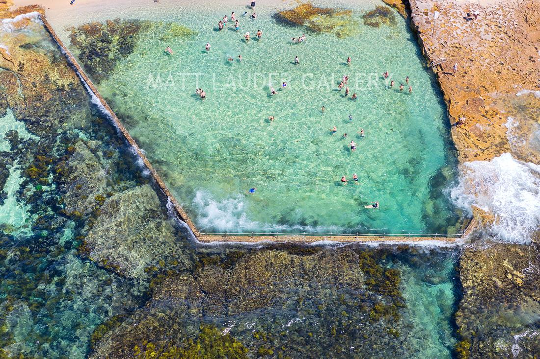 Oak Park Ocean Pool Cronulla Images