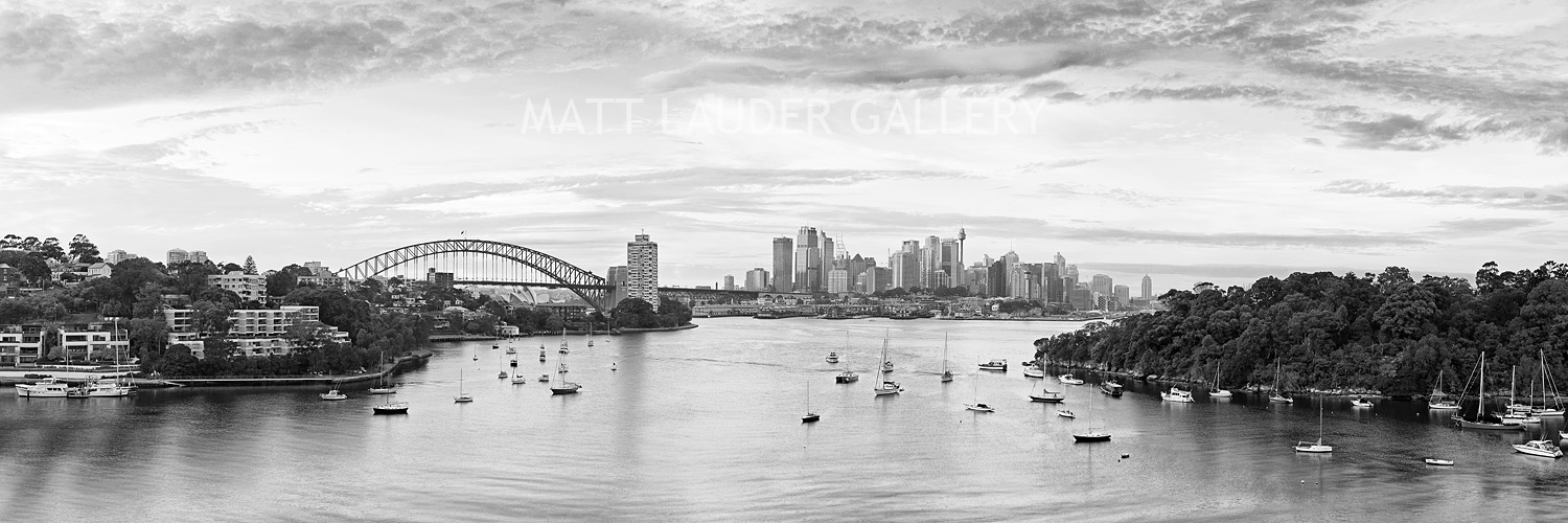 Waverton Sydney City Skyscape Images
