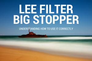 lee big stopper exposure guide