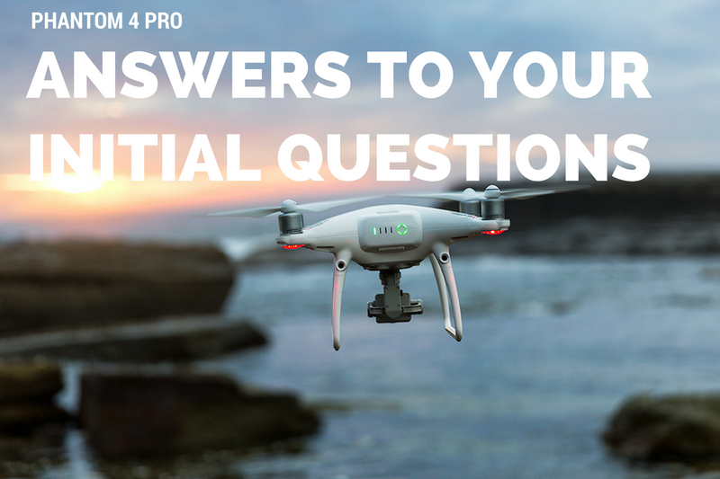 Answers to your drone questions