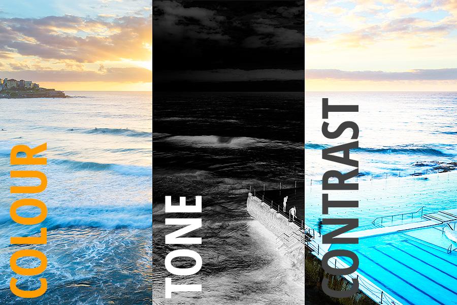 Colour Tone Contrast Editing