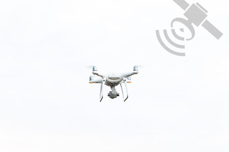 Phantom 4 Pro GPS