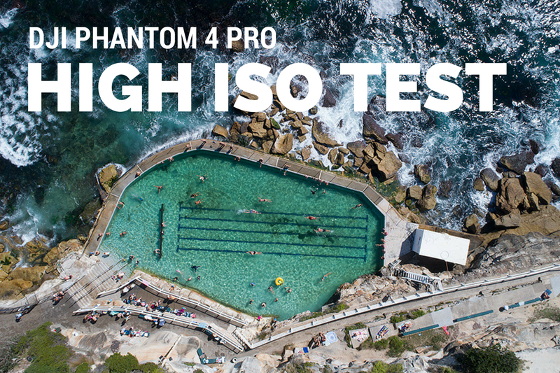 Dji Phantom 4 Pro High ISO Test