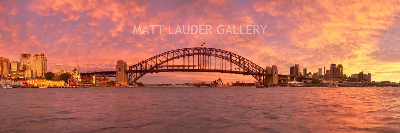 Fire Sky Sydney Sunset Photos