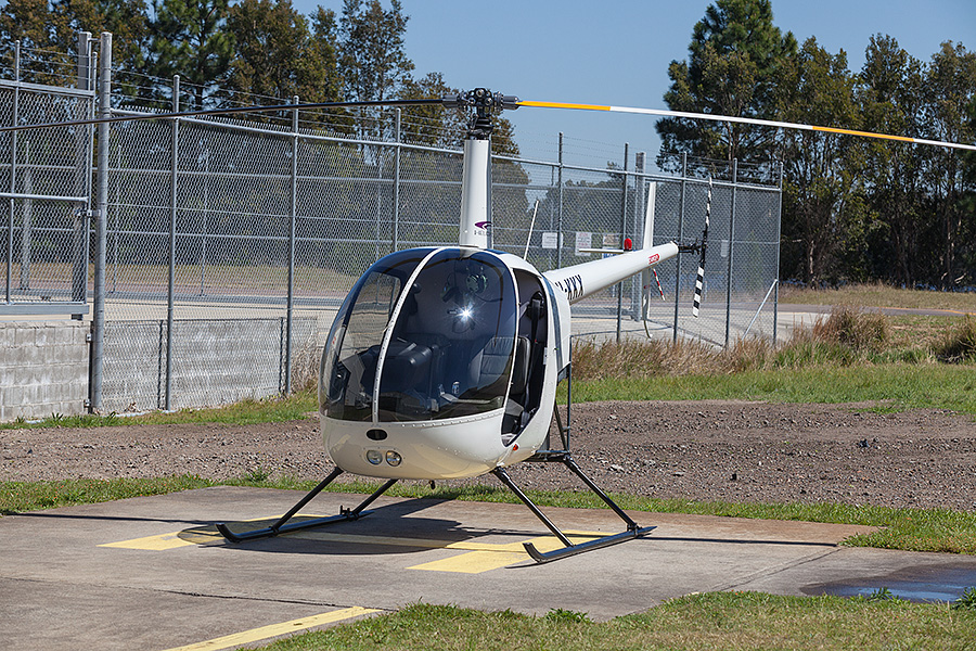 R22 Robinson Helicopter