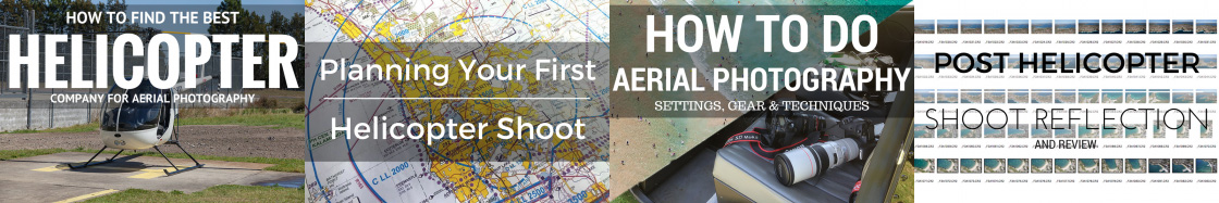 How To Do Aerial Photography Series
