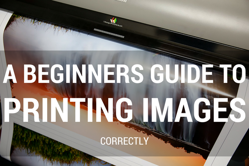 Beginner Guide to Printing Their Images Correctly