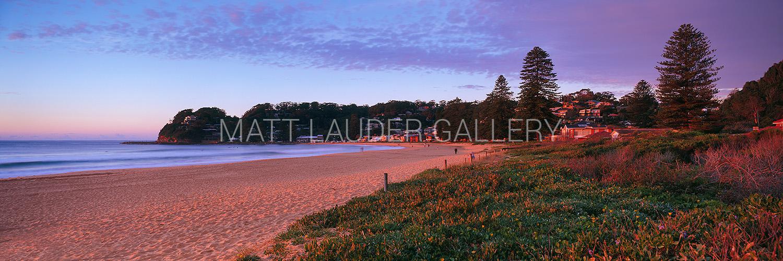 Avoca Beach Morning Sunrise Photo