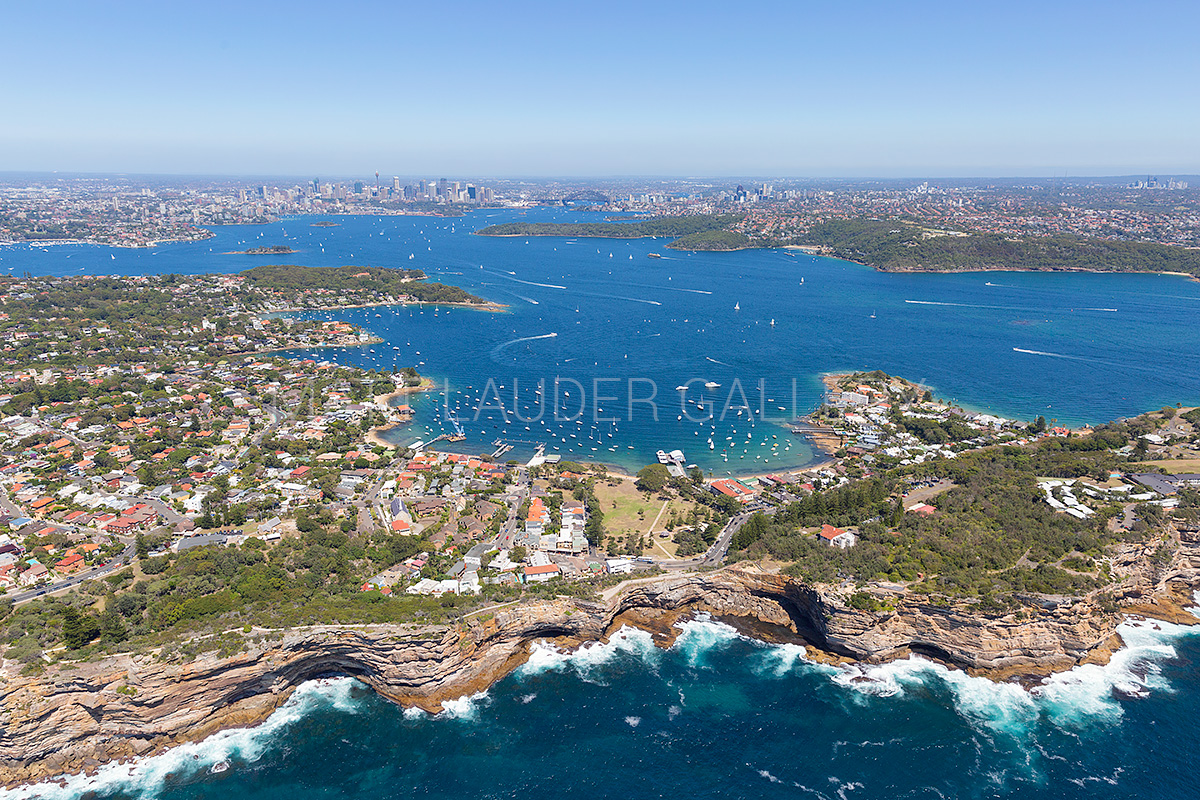 Watsons Bay Sydney Aerial Photos