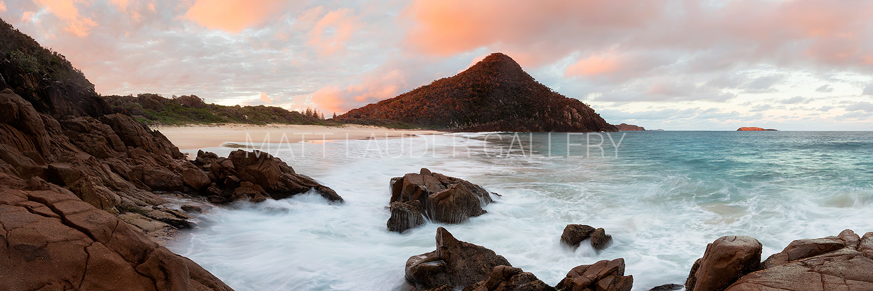Zenith Beach Sunset Port Stephens Photos