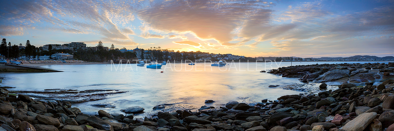 The Haven Terrigal Sunset Photos