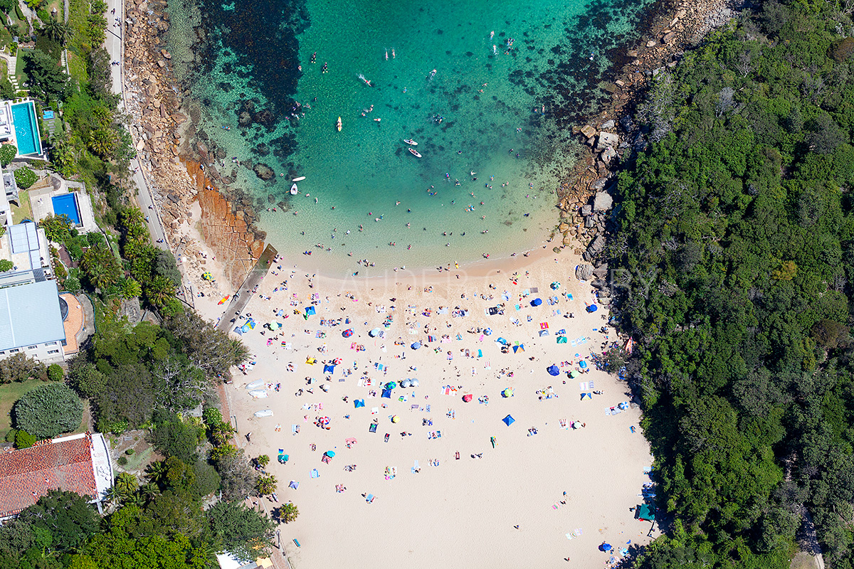 Shelley Beach Aerial Photos Northern Beaches Sydney