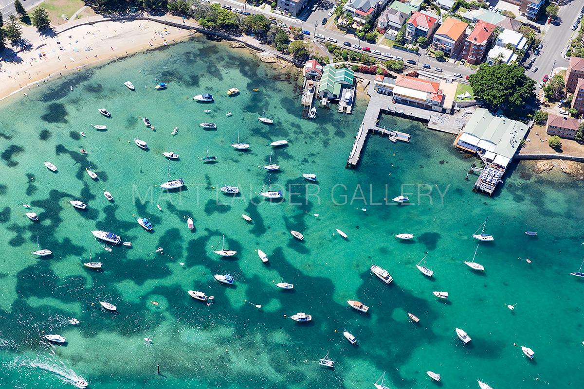 Manly Yacht Club Aerial Photos