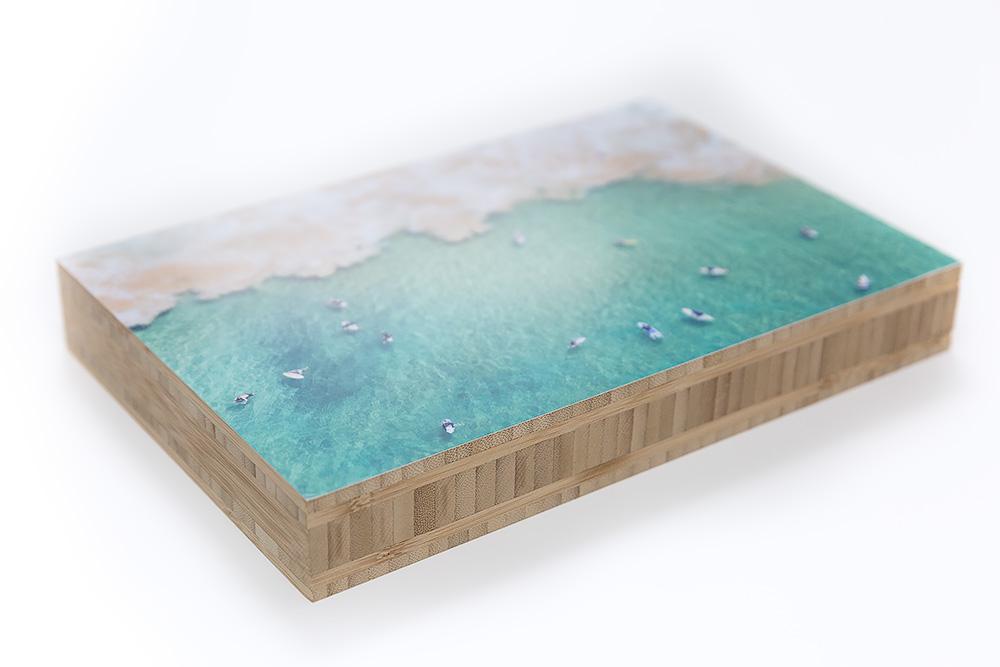 Bamboo Block Surf Photos