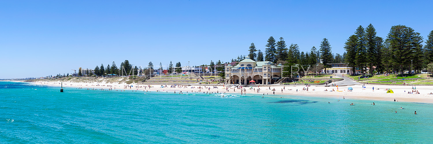 Cottesloe Beach Perth Summer Photos
