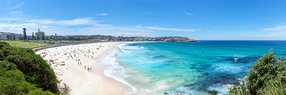 Bondi Beach Sydney Summer Daytime Images