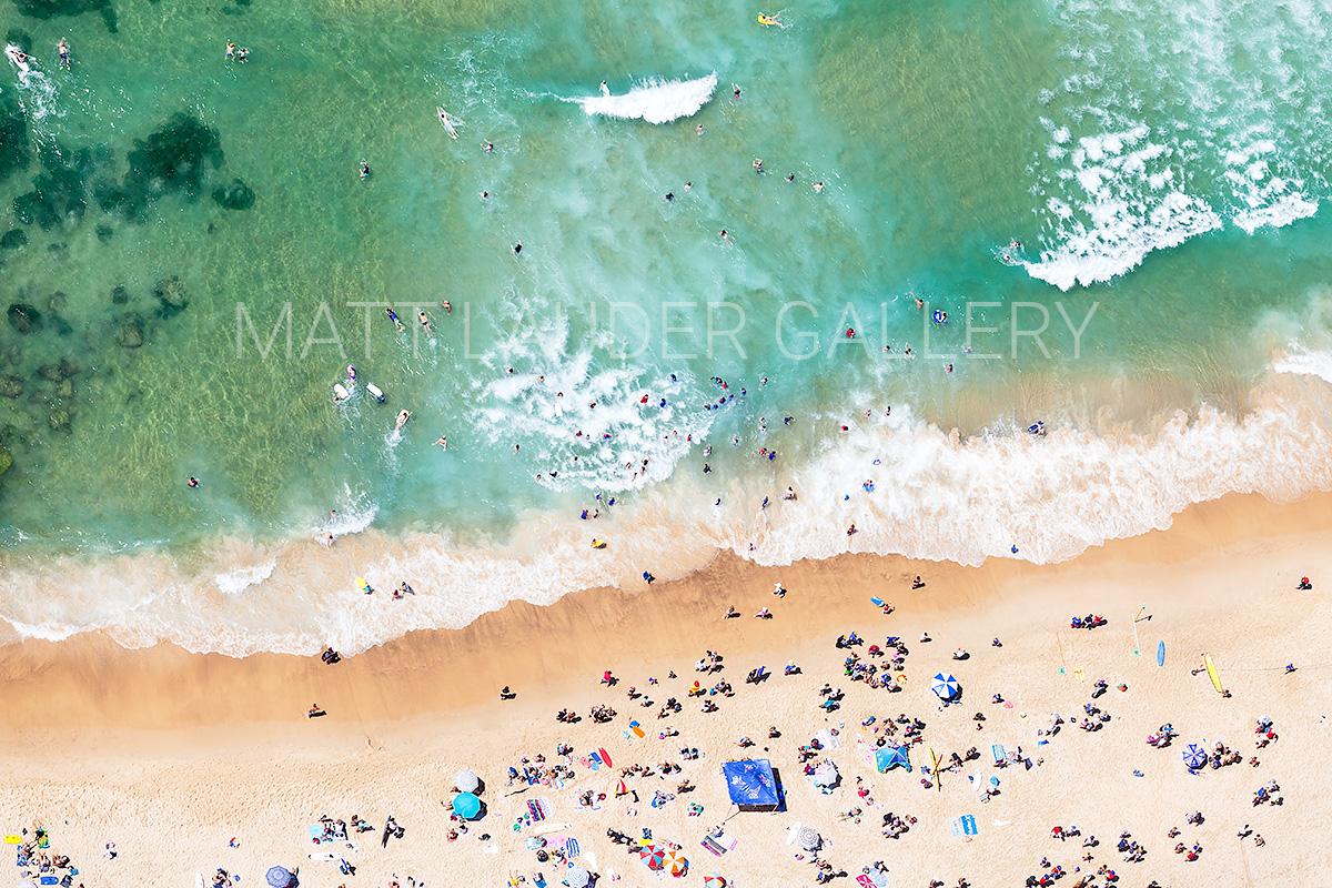 Bar Beach Aerial Photos
