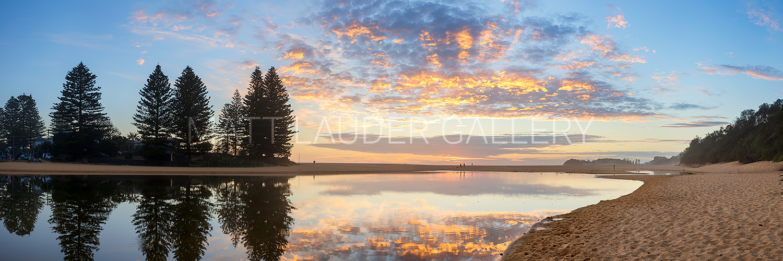 Terrigal Dawn Sunrise Landscape Photos Central Coast