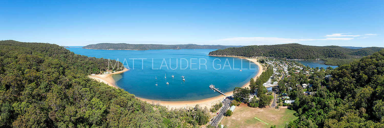 Patonga Central Coast Aerial Images