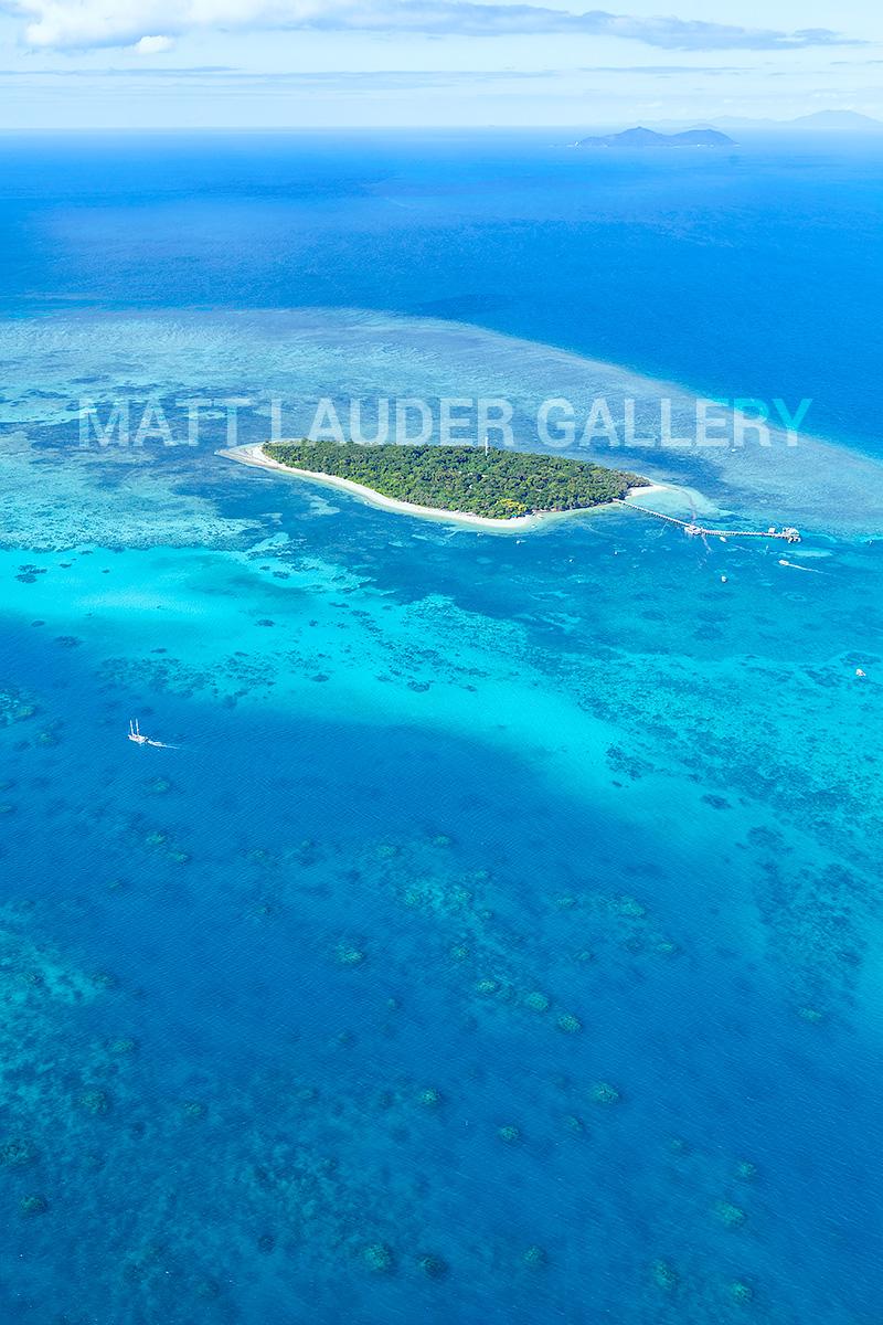 Green island Aerial Photos