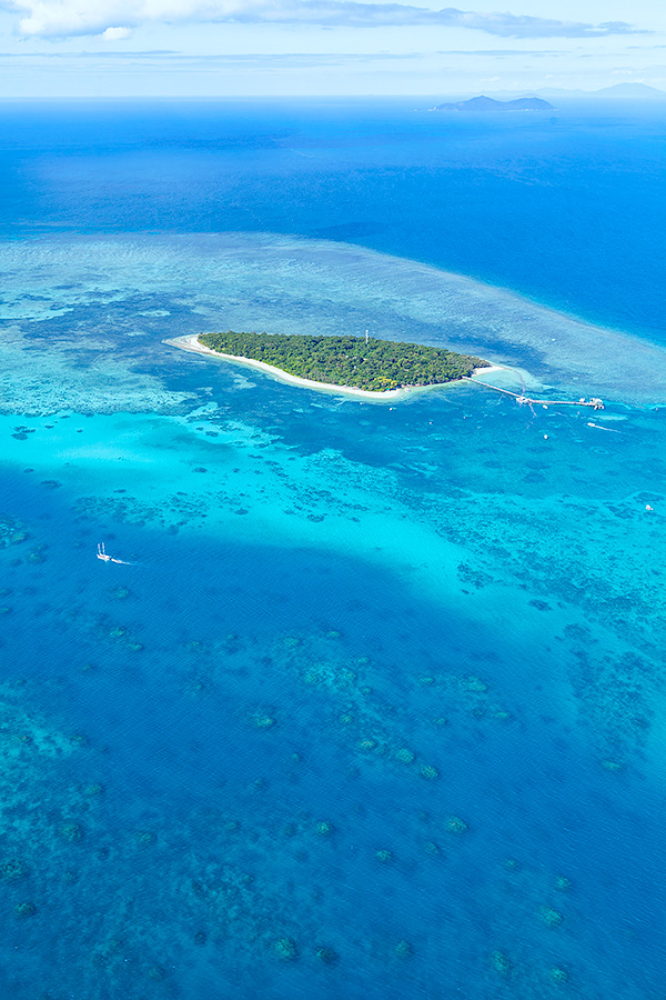 Green island Aerial Images