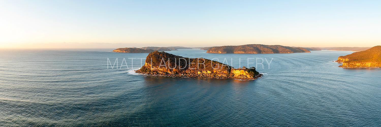 Lion Island Landscape Aerial Photos