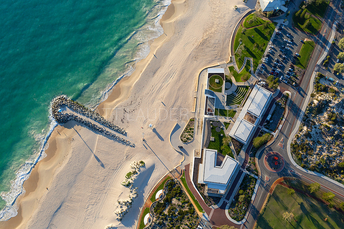 City Beach Perth Aerial Images
