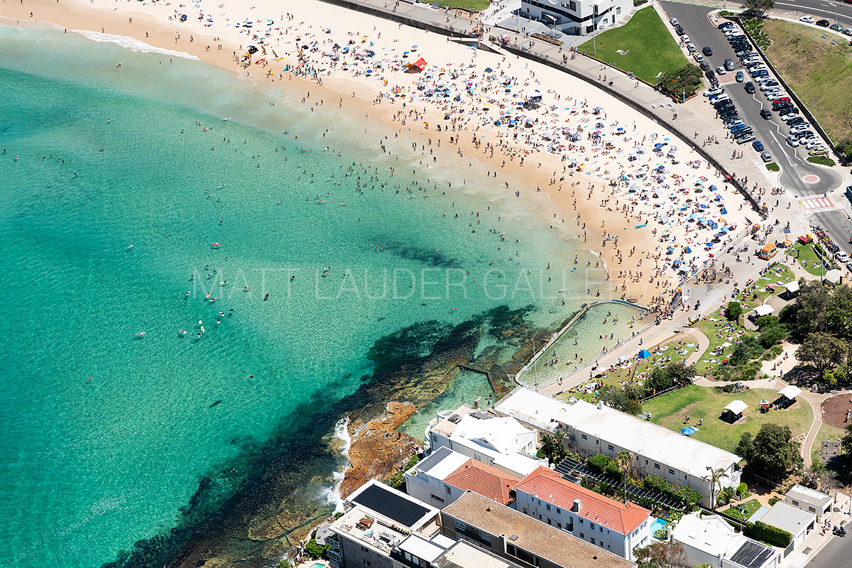North Bondi Aerial Images For Sale