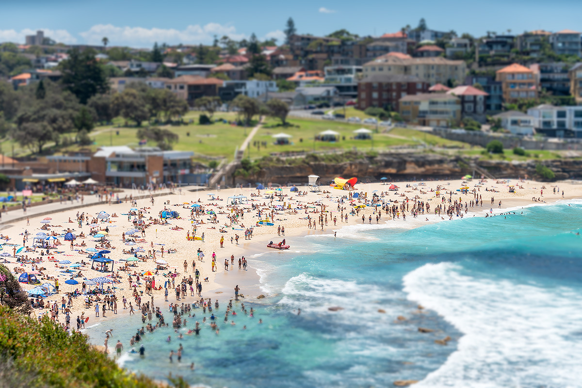 Bronte Beach Summer Photos