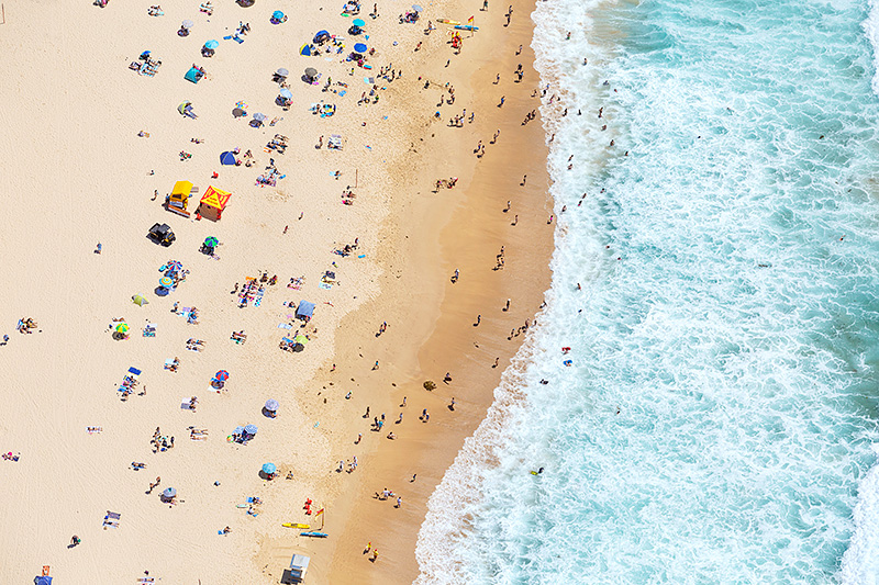 Maroubra Beach Aerial Photos