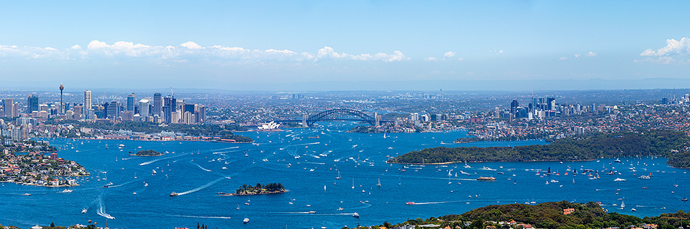 Sydney to Hobart 2018 Images