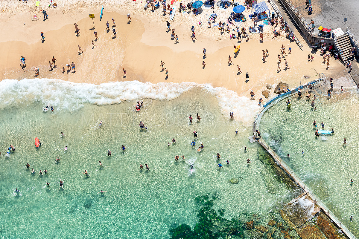 North Bondi Aerial Images