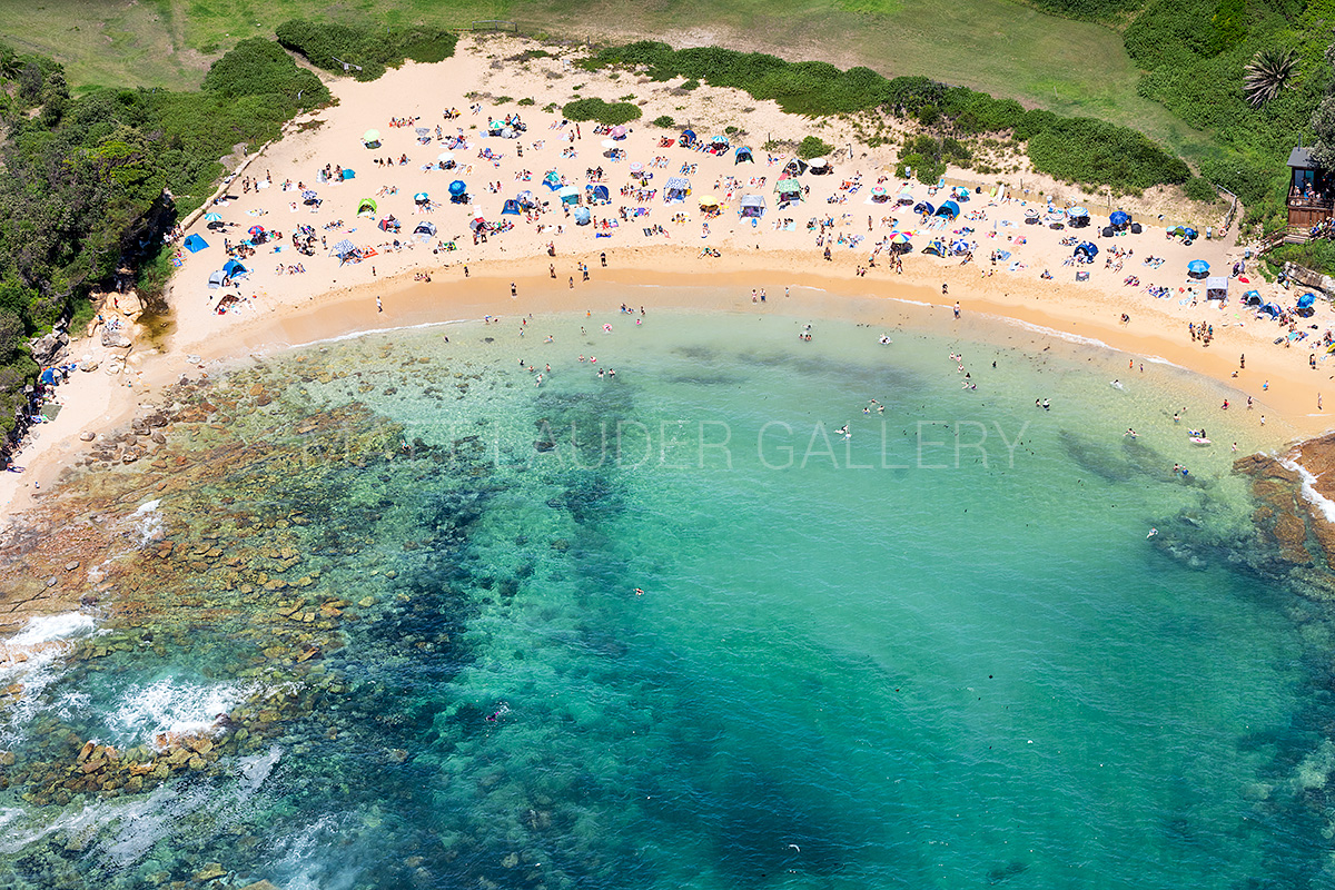 Little Bay Eastern Beaches Aerial Images