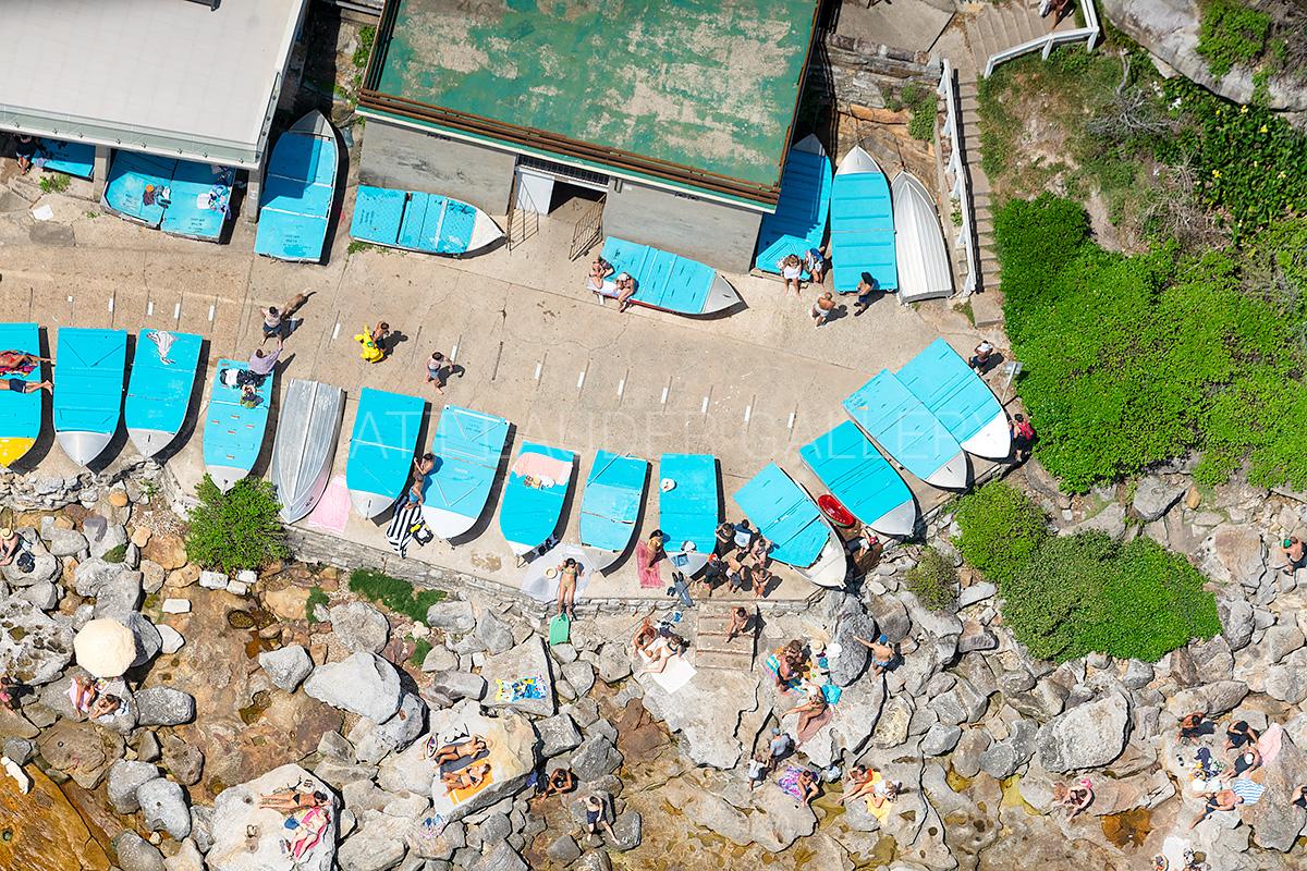 North Bondi Boat Ramp Aerial Photos