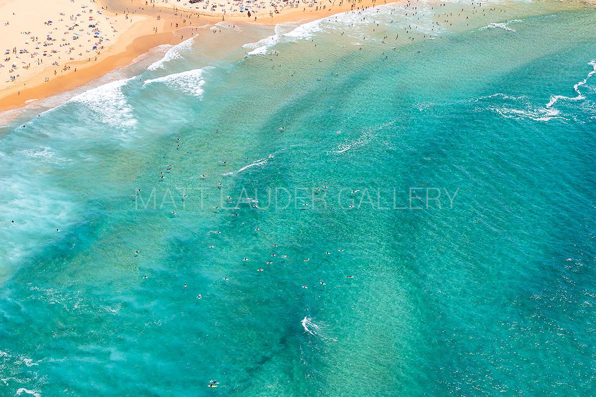 North Curl Curl Surfers Aerial Photos