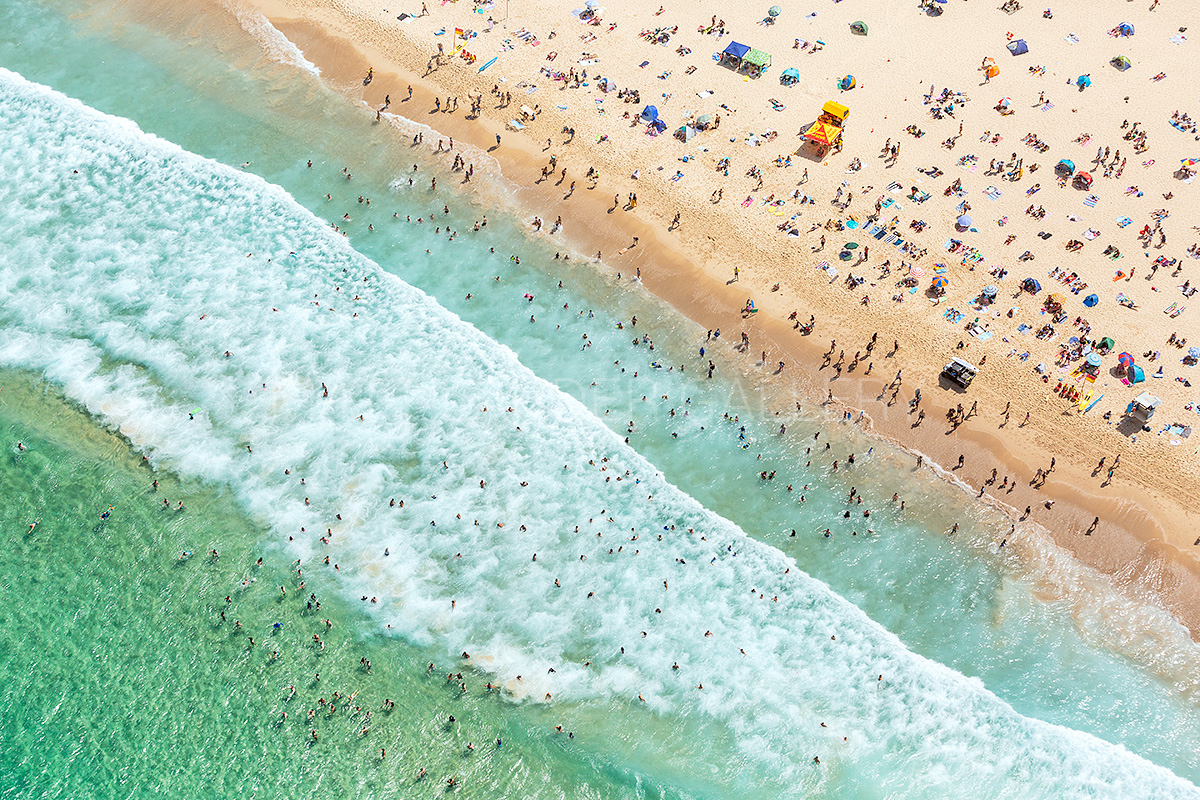 Maroubra Beach Aerial Images