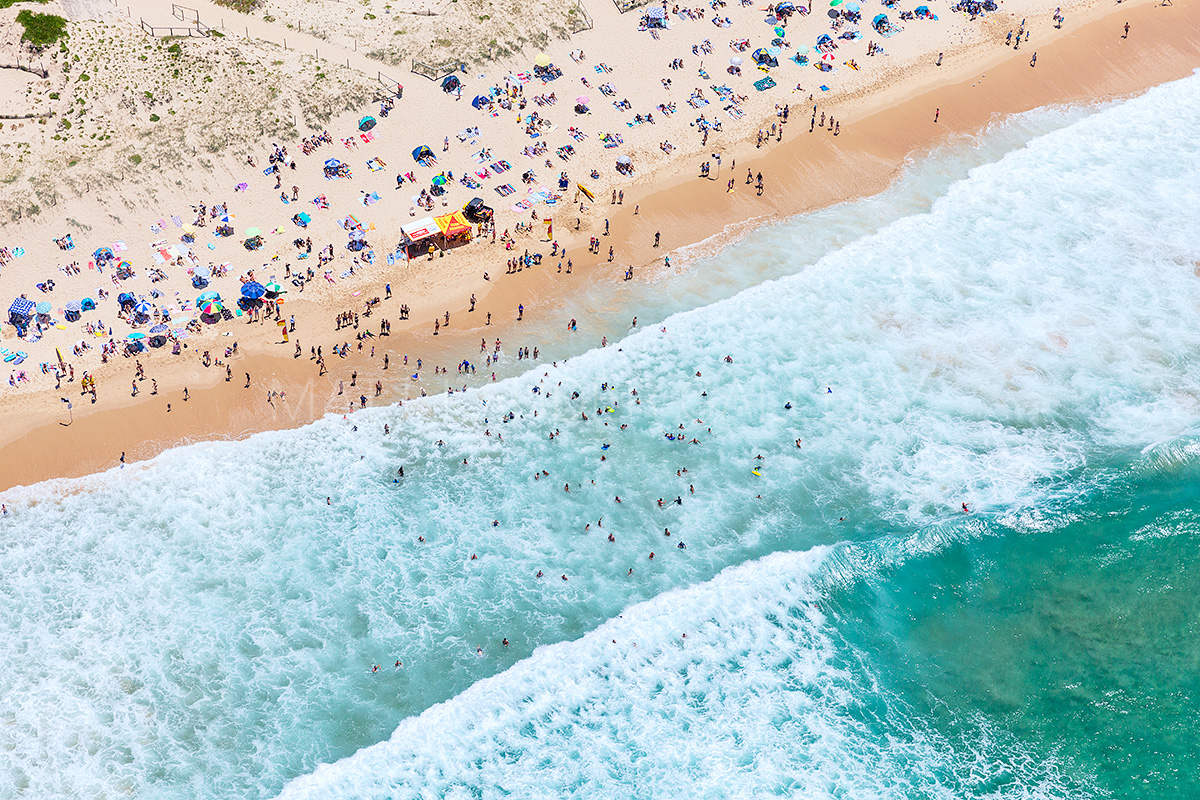Wanda Beach Cronulla Aerial Photos