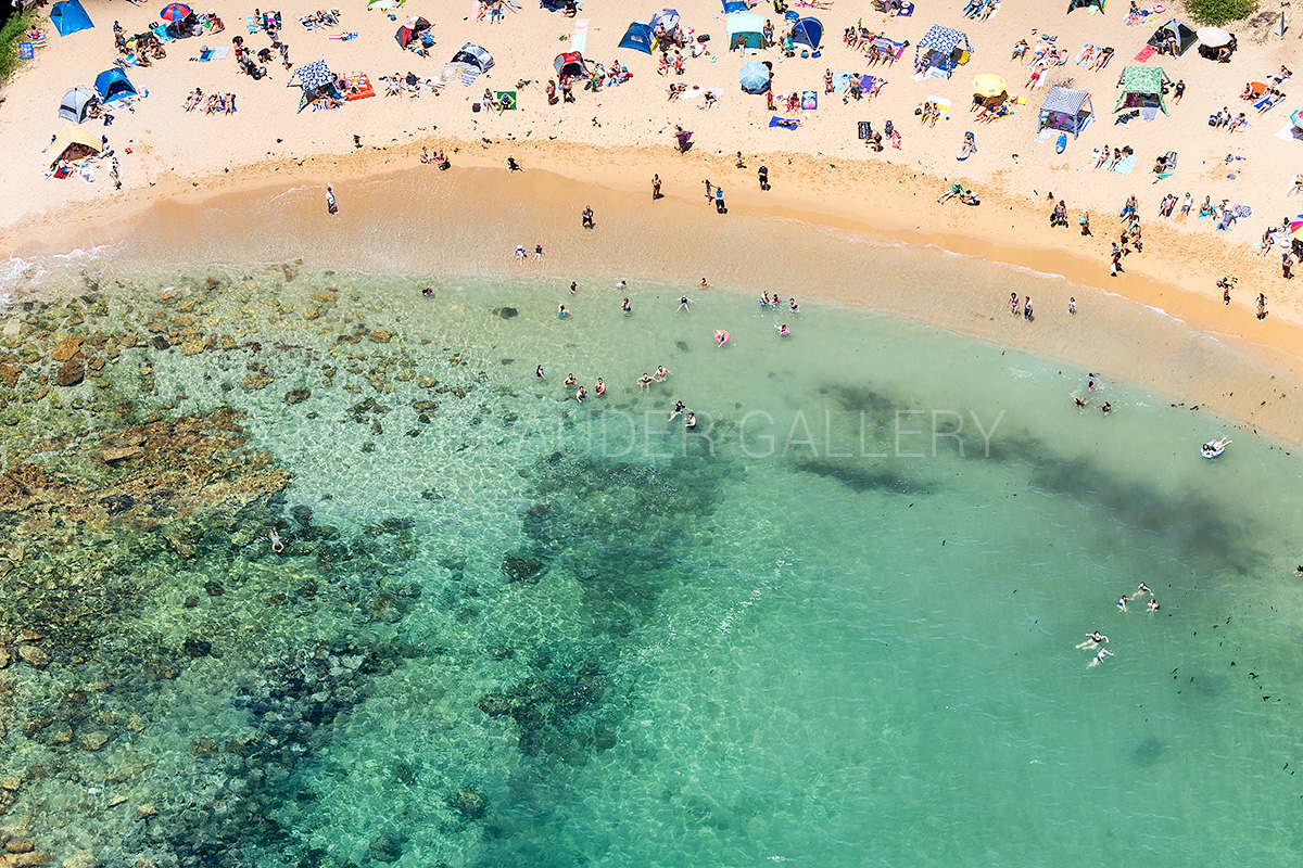 Little Bay Beach Aerial Images Sydney