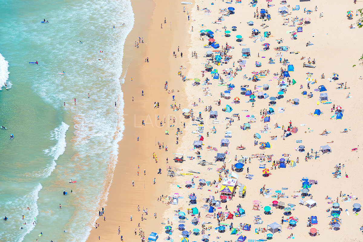 Freshwater Beach Aerial Images