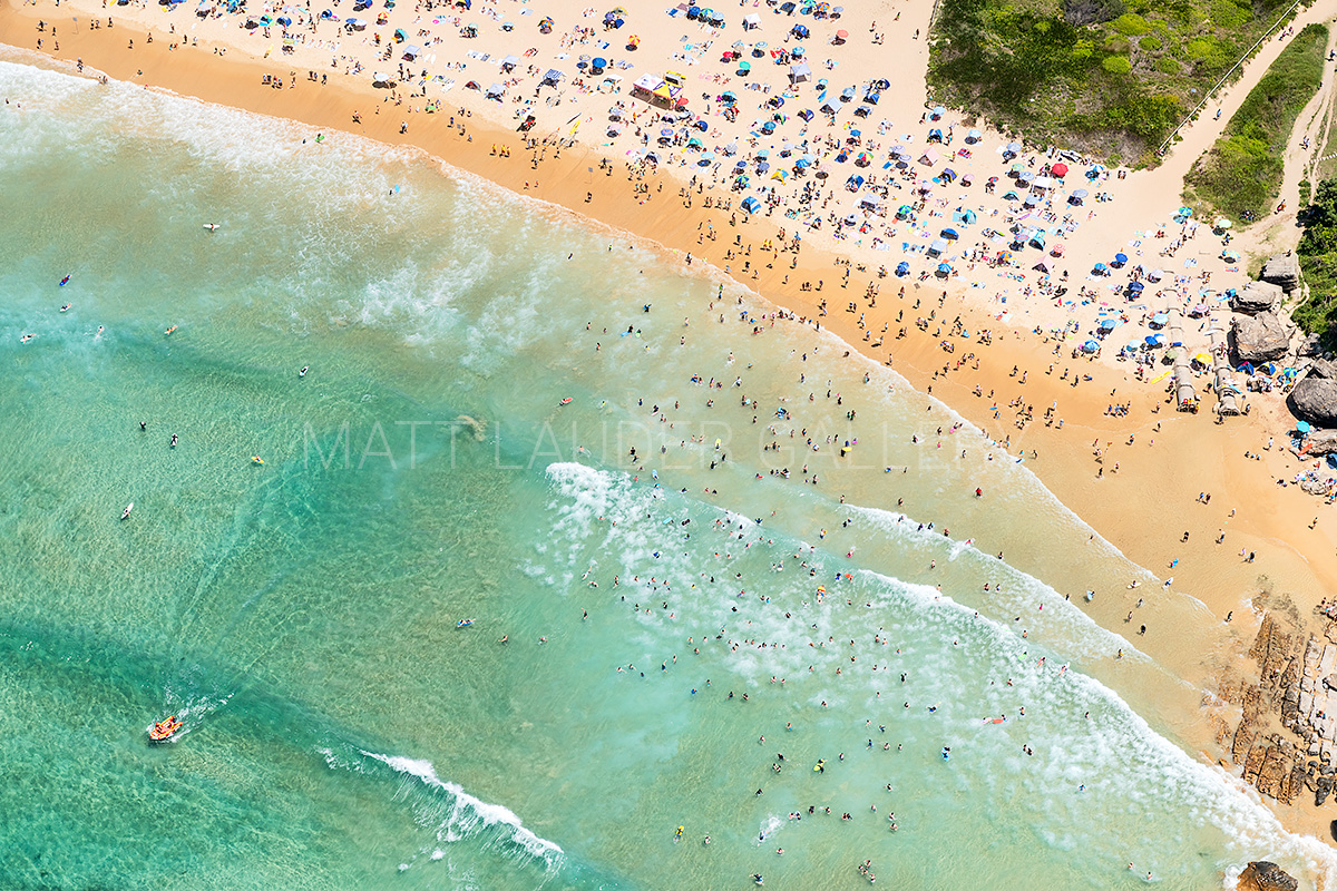 Freshwater Beach Aerial Photos