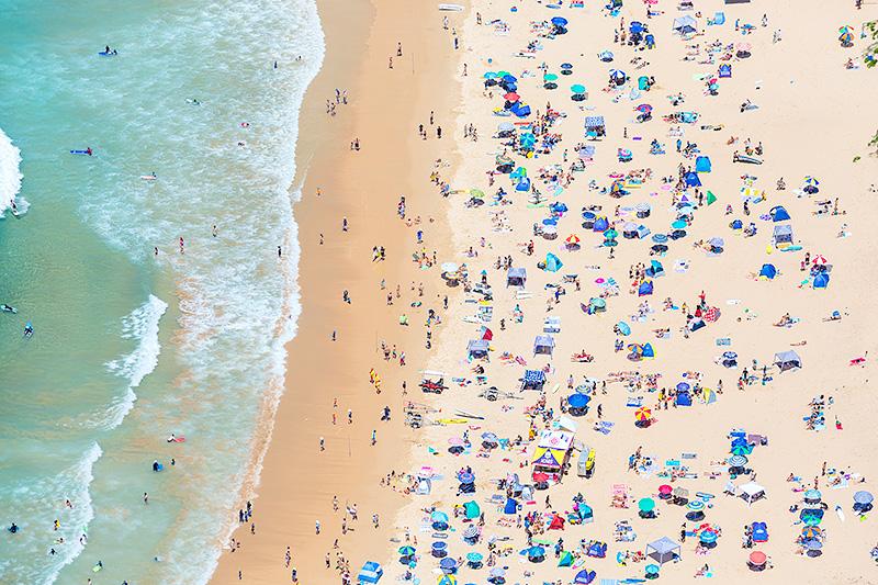 Freshwater Beach Aerial Photos