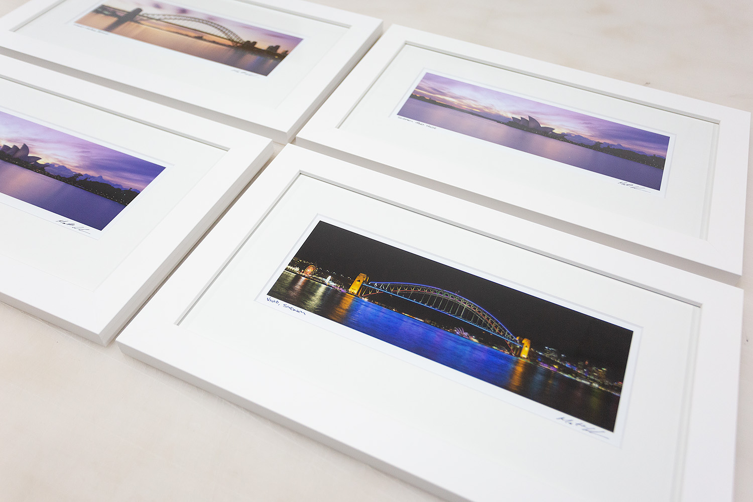 12 inch framed photos corporate gifts