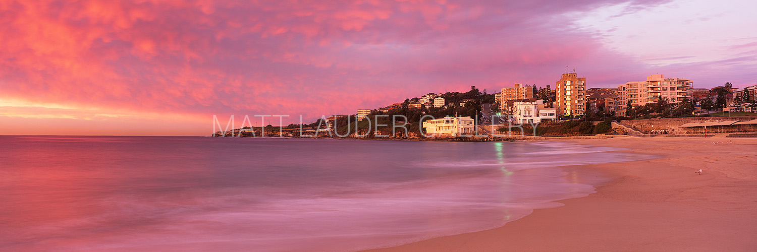 Coogee Beach Landscape Photos for sale